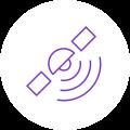 Satellite connection